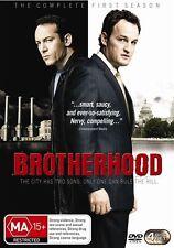 Brotherhood : Season 1 (DVD, 2007, 4-Disc Set)