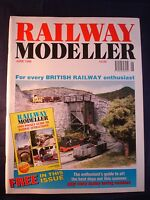 1 - Railway modeller - June 1998 - Contents page shown in photos