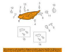 TOYOTA OEM 00-05 Celica-Headlight Head Light Headlamp 811702B750