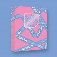 SEVENTEEN YOU MAKE MY DAY 5th Mini Kihno Album KIT+40p PhotoCard+PostCard SEALED