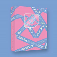 SEVENTEEN YOU MAKE MY DAY 5th Mini Kihno Album KIT+40p PhotoCard+PostCard SEALED