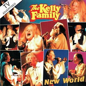 (CD) The Kelly Family - New World - Who'll Come With Me (David's Song)