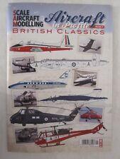 Aircraft in Profile - British Classics - Fantastic Color Profiles by SAM