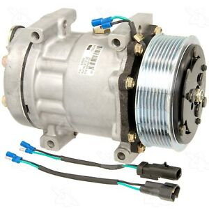 For Dodge Ram 2500 3500 4000 5.9L L6 A/C Compressor Four Seasons 68589