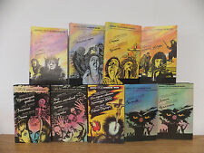 Exorcist, The Omen, Rosemary's Baby-19 horror novels in 9 Vols Russian Books 1st