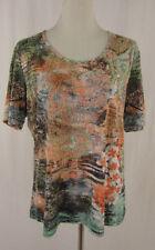Gerry Weber Kurzarm Damen-T-Shirts mit Rundhals-Ausschnitt