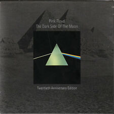 Pink Floyd - The Dark Side Of The Moon Twentieth Anniversary Edition CD+4 photos