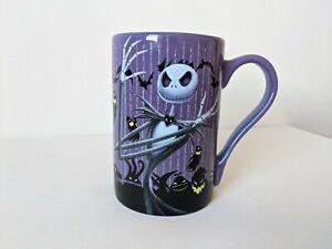 Disney Store / Tim Burton / Nightmare Before Christmas Large Mug