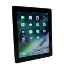 """Apple iPad 4th Gen., A1458,16GB, Wi-Fi, 9.7"""" - Black, iOS 10.3, MLEC"""
