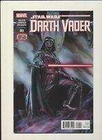 Darth Vader #1 Marvel Comics 2015! SEE SCANS! WOW!