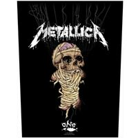 Metallica One Back Patch Official Heavy Metal New