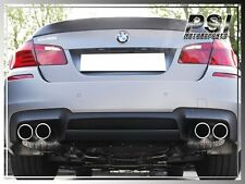 2012-2015 BMW F10 M5 Only RZ Style Carbon Fiber Rear Bumper Diffuser