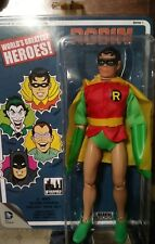 """Robin 8"""" Officially Licensed Action Figure Series 1 Figures Toy Co DC Comics NEW"""