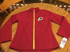 a2645e506 Washington Redskins NFL Women s G-III Full ZIPPER Maroon Jacket Size Small -