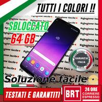 **SMARTPHONE SAMSUNG GALAXY S8 64GB SM-G950U G950F_12 MESI GARANZIA! SBLOCCATO!!