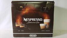DeLonghi EN500B Nespresso Lattissima One Cappuccino & Espresso Coffee Machine