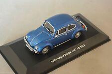SOLIDO 400500 - Volkswagen VW 1302 LS 1972 bleu  1/43
