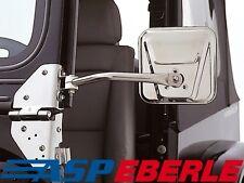 Spiegel Mirror Set Stainless Steel Edelstahl Jeep Wrangler TJ 96-06