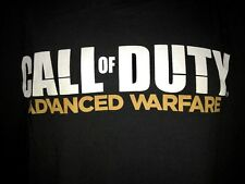 Call Of Duty Modern Warfare Black Tee T-Shirt Men's Size XL Extra Large.   BT8