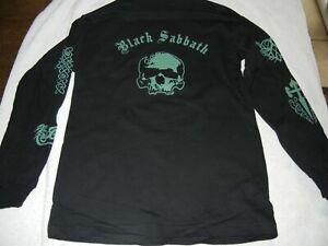 BLACK SABBATH SMALL LONG SLEEVE T-SHIRT