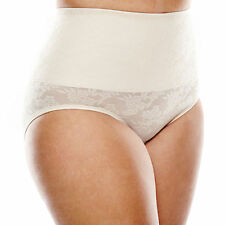 Cortland Shapewear Belly Band Moderate Control Nude Brief Size 30/Large