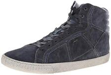Geox Men's U Smart 37 Fashion Sneaker, Navy, 7 M