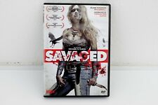 SAVAGED - MICHAEL S. OJEDA - DVD
