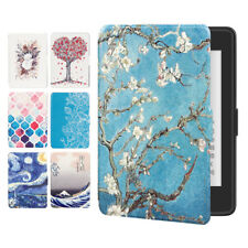 Magnetic Painted Smart Shell Case Cover Sleeve for Amazon Kindle Paperwhite1 2 3