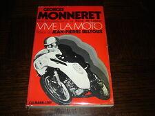 VIVE LA MOTO - G.Monneret 1971 - Motocyclisme