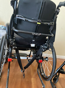 LifeStand Helium LSA standing wheelchair stand-up, spinergy permobil-levo-tilite