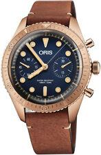 Oris Divers Carl Brashear Chronograph Limited Edition Men's Watch 77177443185LS