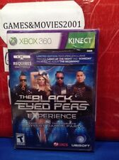 Black Eyed Peas Experience: Limited Edition  (Microsoft Xbox 360, 2011)