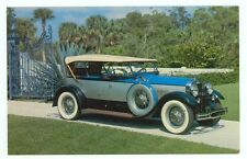 1930 Lincoln Model L Phaeton (Post Card notmailed(autoA#363