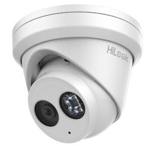 Hikvision Hilook IPC-T260H-MU 6MP 4K Built in Microphone Audio Turret IP Camera