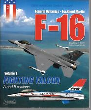 Histoire & Collections F-16, Fighting Falcon A/B Versions, Softcover Reference