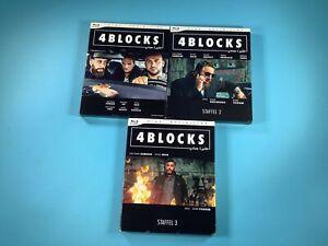 4 Blocks - Staffel 1-3 - Bluray Disc Film