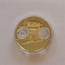 Polierte Platte Münzwesen & Numismatika-Medaillen aus Luxemburg