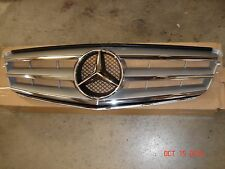 Mercedes-Benz C-Class W204 Genuine Front Hood Grille C300 C350 C250 NEW