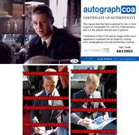 "BEN McKENZIE signed Autographed ""GOTHAM"" 8X10 PHOTO c PROOF - Gordon ACOA COA"