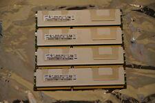 Samsung 32GB 4x 8GB 2Rx4 PC3L-10600R-09-10-E1-D2 DDR3 ECC Registered DIMM