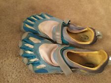 VIBRAM FiveFingers Barefoot Sz 7 Multicolor Running Toe Shoes Women's