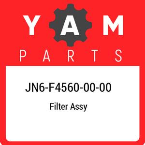 JN6-F4560-00-00 Yamaha Filter assy JN6F45600000, New Genuine OEM Part