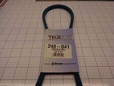 """Stens  248-041    1/2""""X41""""   Drive Belt True Blue HD Heavy Duty Made in USA"""