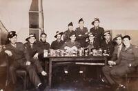 Kookaburra Club At Ebisu Vintage 1954 Photo Tokyo Japan Night Off With Crew US