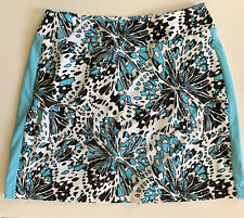 New NWT Skort UPF50 Golf Tennis TAIL Small S Sun protection Activewear Blue