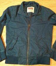 "Levi Windbomber Jacket 17496 - Size Small 20"" P2P"