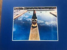 Diving Board GUINNESS Advertising Advert Man Cave Vintage Retro Bar Pub Mounted