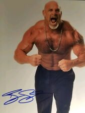 Bill Goldberg Hand Signed 8x10 Photo w/Holo COA  WWE/WCW