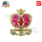 BANDAI Sailor Moon Crystal Prism Power Dome Water Globe - Spiral Heart Moon Rod