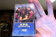 A.P.B. (Amusement Park)- No- 2-track cassette single- new/sealed- rare?
